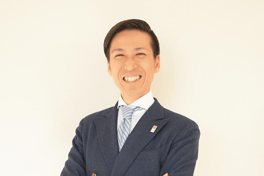株式会社SUNAO製薬代表取締役廣澤直也の画像