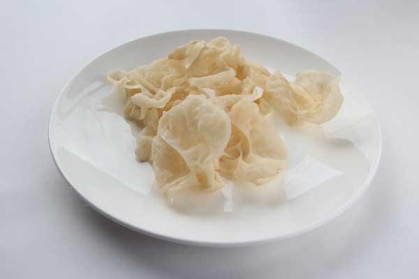白キクラゲのイメージ写真